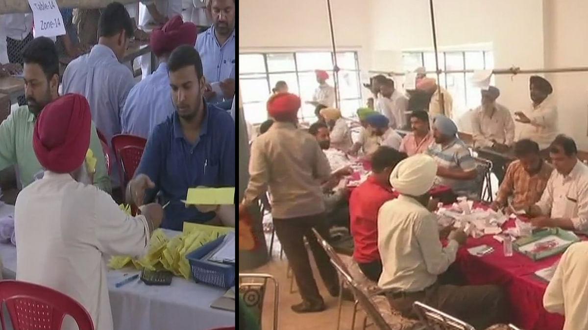 Punjab Zila Parishad, Panchayat Samiti Polls: Congress in the Lead