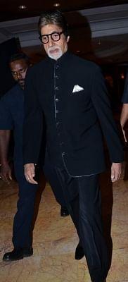 Actor Amitabh Bachchan. (File Photo: IANS)