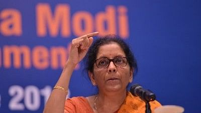 UPA Responsible for HAL Being Dropped from Rafale Deal: Sitharaman