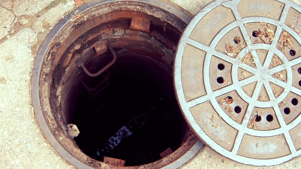 A 32-year-old man drowned while working inside a tank of a Delhi Jal Board (DJB) sewage pumping station in north Delhi's Jahangirpuri on Sunday.