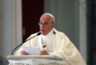 Pope Francis. (File Photo: IANS)