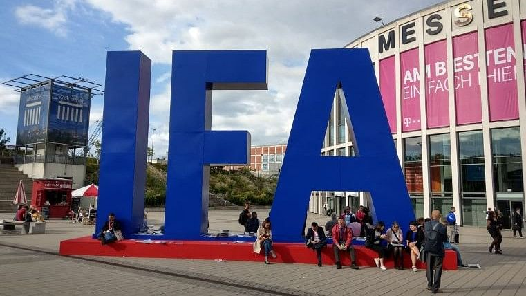 The IFA is Europe's biggest consumer electronics fest.