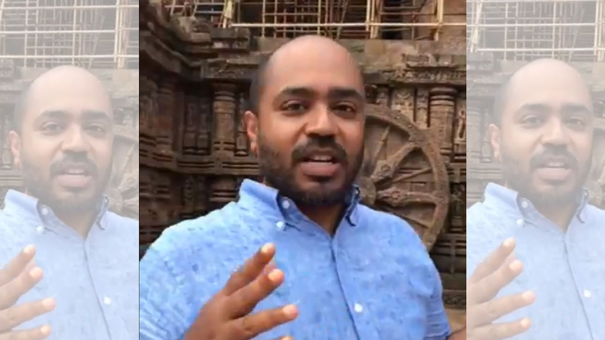 Delhi-based defence analyst Abhijit Iyer-Mitra was arrested in Bhubaneswar for his derogatory remarks on the history and culture of the state.