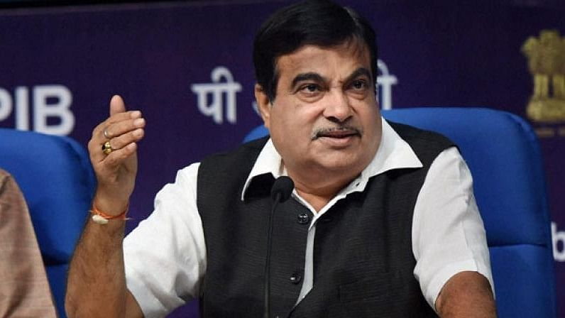 Gadkari Clarifies After Congress Leader's Jibe on Vaccine Comment
