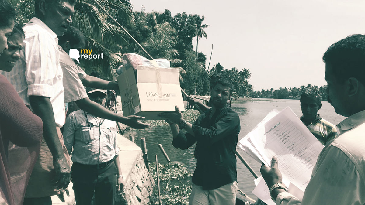 Kerala has been off the tourist trail because of the floods that hit the state.