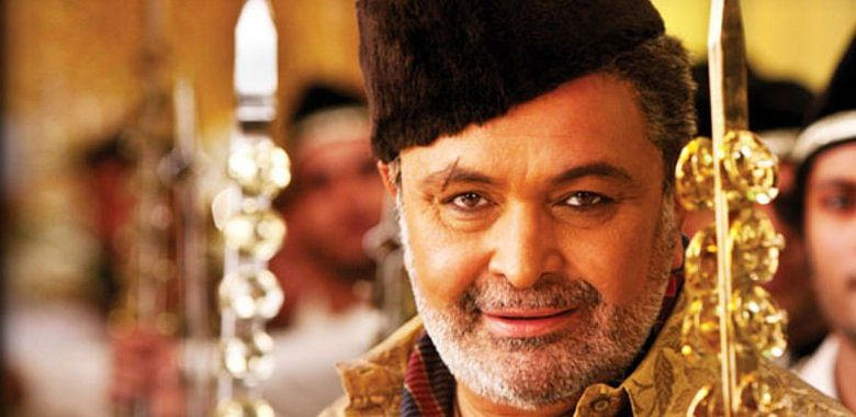 Rishi Kapoor as Rauf Lala in <i>Agneepath</i>.