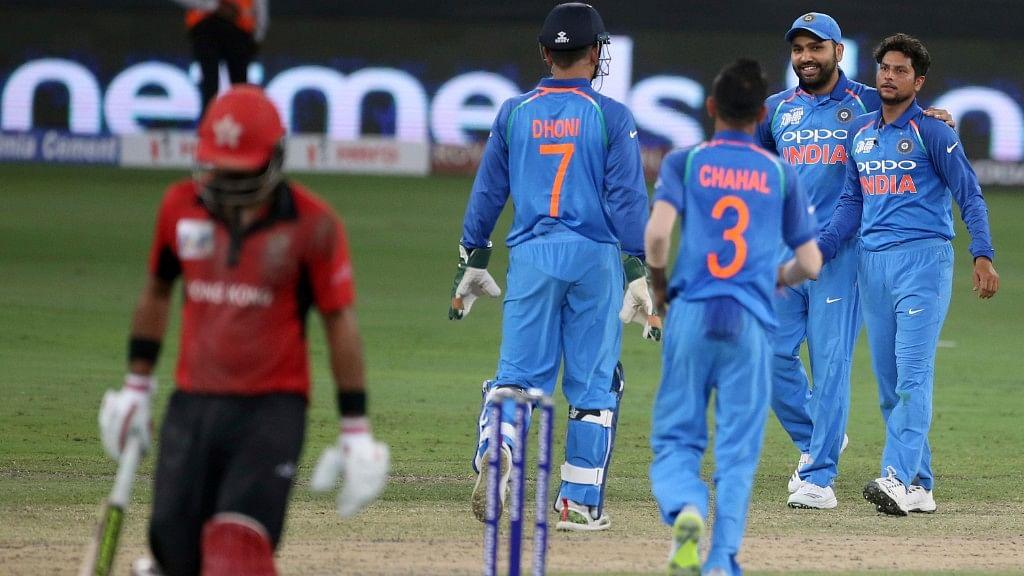 India vs Hong Kong Asia Cup | As it Happened: India Win by 26 Runs