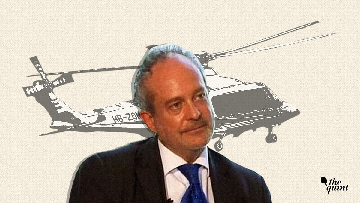 Christian Michel Is a 'Name-Dropper': Agusta Middleman Haschke