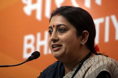 People of Amethi Elected Me as Their 'Didi', Not as an MP: Irani