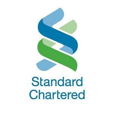 Standard Chartered. (Photo: Twitter/@StanChart)