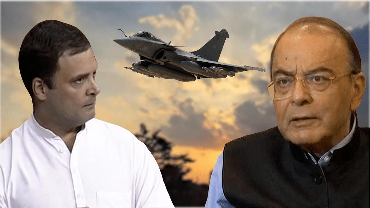 Rafale Deal: Rahul Hits Back at Jaitley, Says Order JPC Probe
