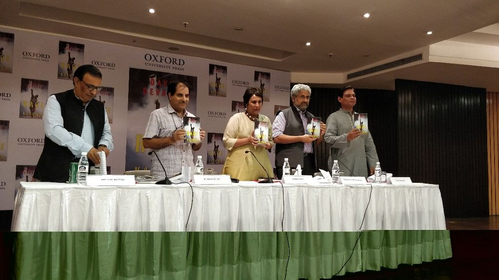 Situation in Kashmir Depressing, Says David Devadas at Book Launch