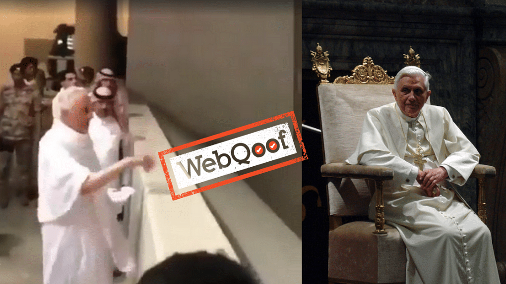 Former Pope of Catholic Church Converts to Islam? It's Fake News!