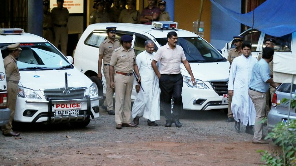 Rape Accused Bishop Mulakkal Sent to Judicial Custody Till 6 Oct