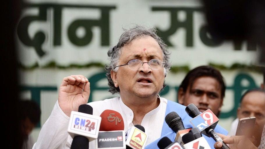 File photo of Ramachandra Guha