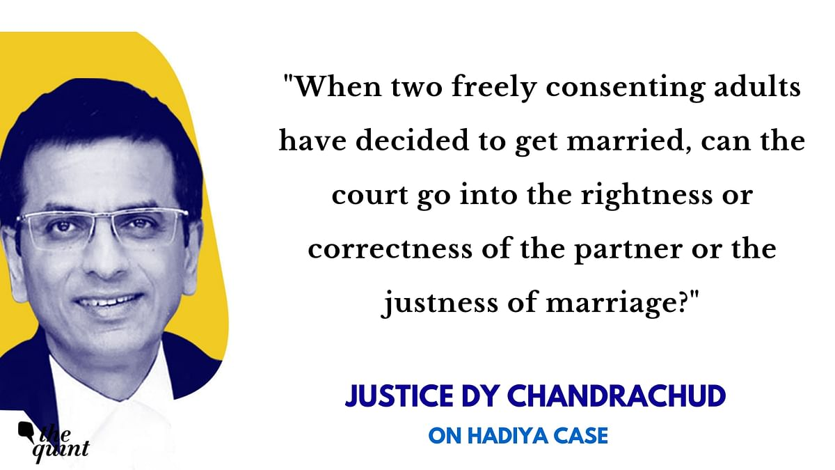 Here's Why History Will Be Kind to SC Judge DY Chandrachud