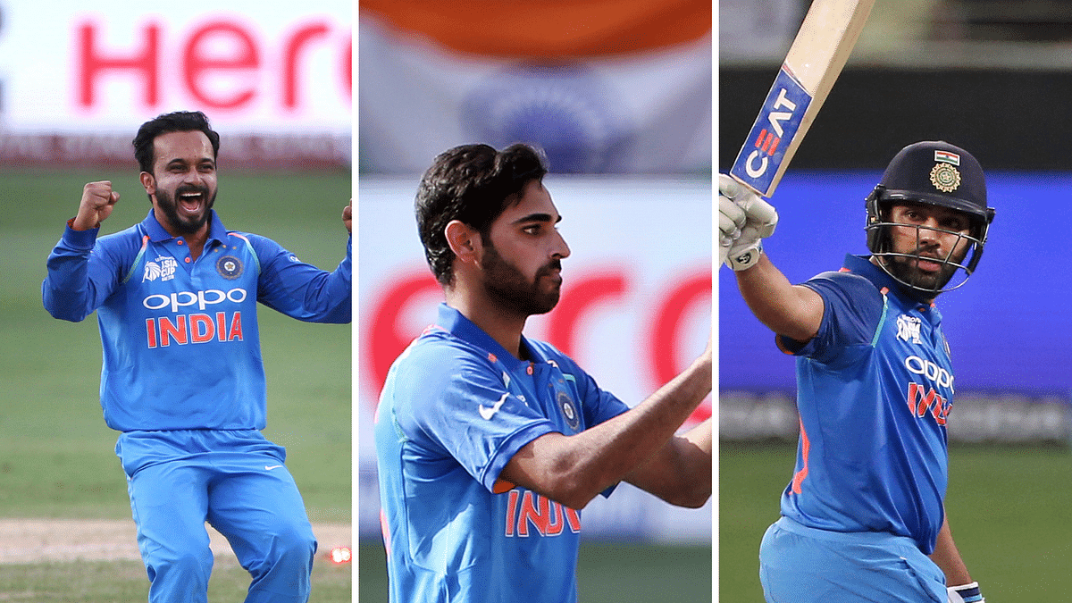 Highlights: India Thrash Pakistan by 8 Wickets in Asia Cup
