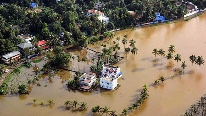 According to Home Ministry's National Emergency Response Centre (NERC), 488 people have died in Kerala.