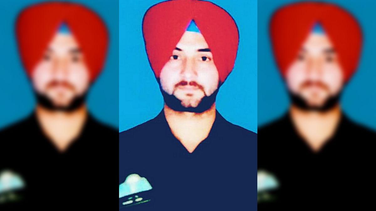 Lance Naik Sandeep Singh.
