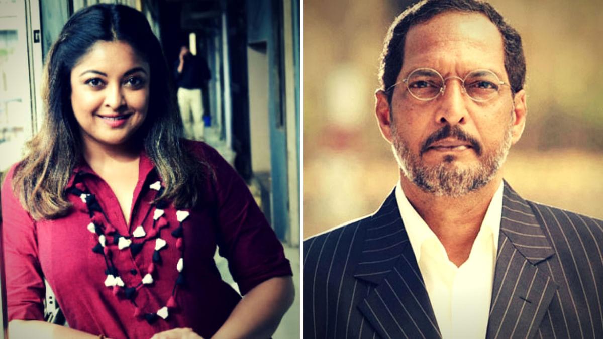 Tanushree Dutta has accused Nana Patekar of sexual harassment.