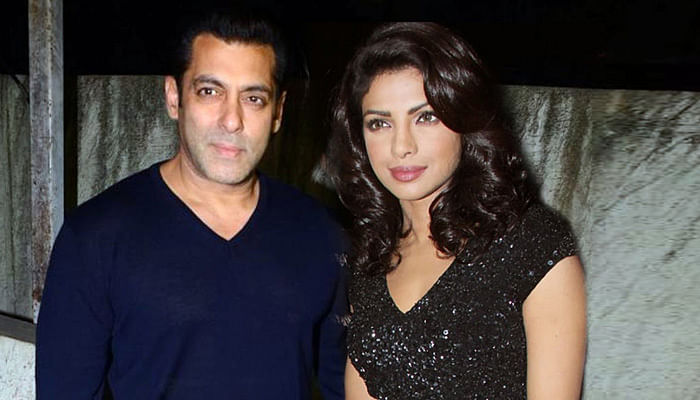 We want to see Salman Khan and Priyanka Chopra clear the air between them.