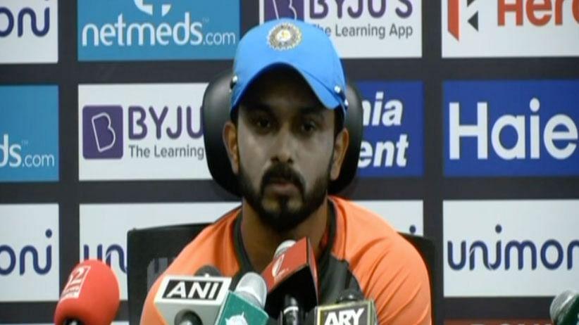3/23 vs Pak, Kedar Jadhav Says He 'Usually Doesn't Bowl in Nets'