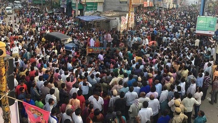 Pranay Permulla Murder: Thousands Attend Funeral in Miryalaguda