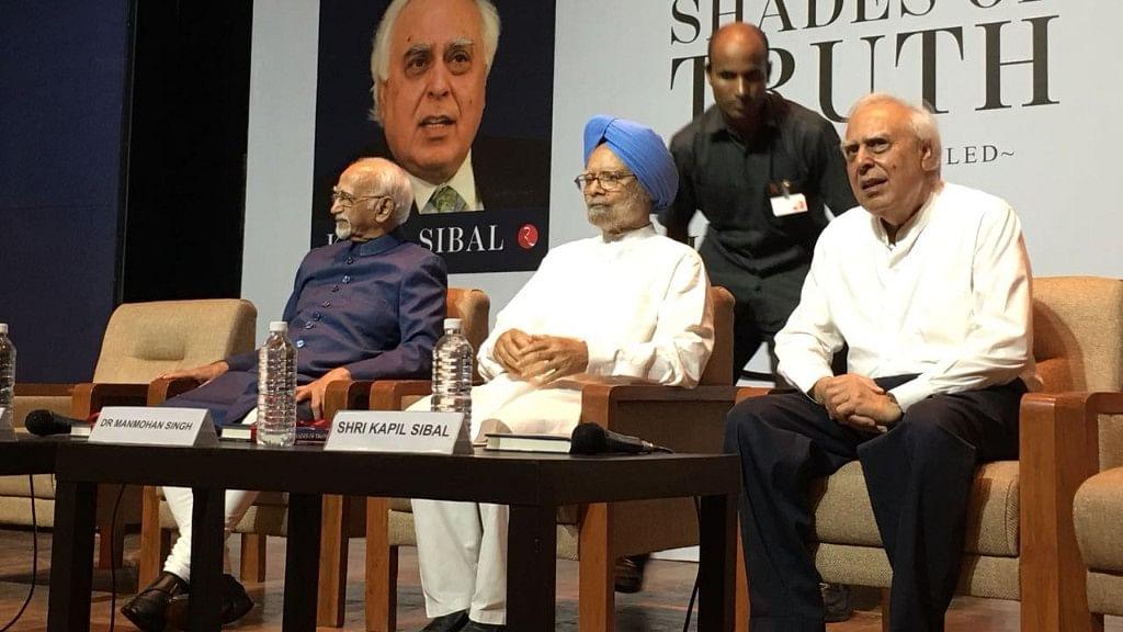 Shades of Truth: Kapil Sibal's Book Talks Modi Govt's 'Failures'