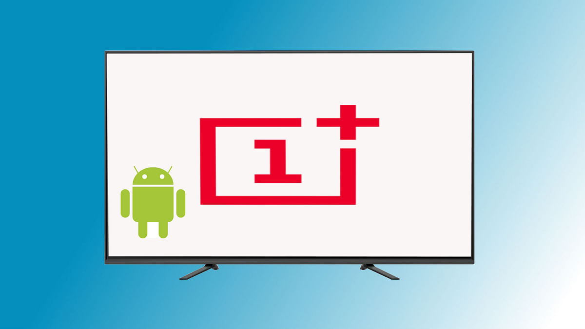OnePlus TV with smart features will roll out next year.