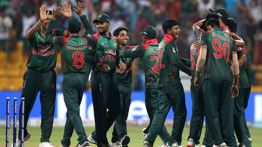 Bangladesh Knock Pakistan Out of Asia Cup, Play India in Final