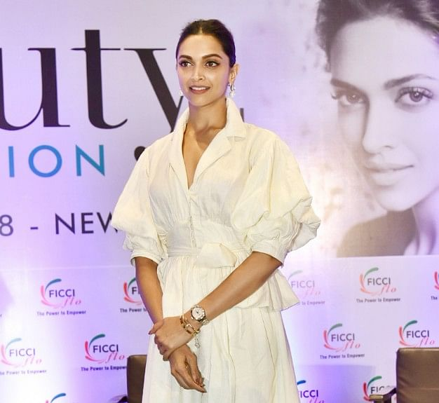 Deepika Padukone said sharing the experience of her depression made her feel lighter.