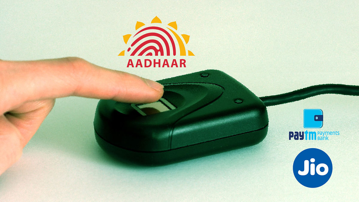 Why Aadhaar Verdict on eKYC is a Big Blow to Reliance Jio & Paytm