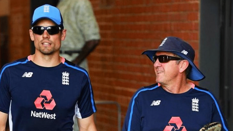 Bayliss and co. have the last laugh against India in the test series.