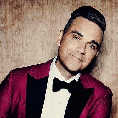 Robbie Williams. (Photo: Twitter/@robbiewilliams)