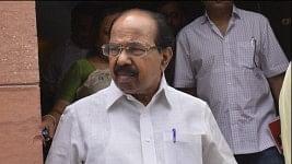 Congress MP Veerappa Moily. (Photo: IANS)