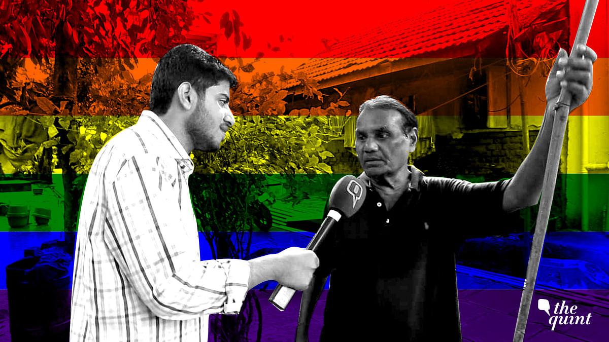 Dharavi Responds to the Supreme Court Verdict on Section 377