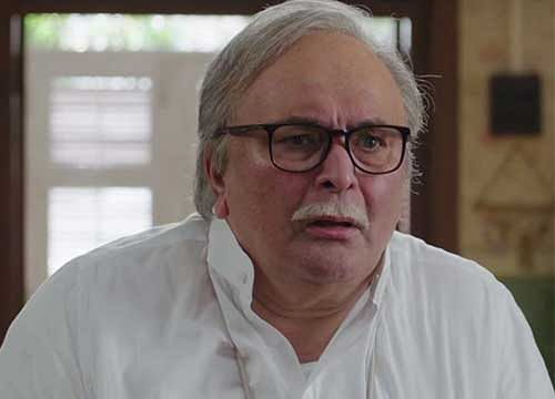 Rishi Kapoor in <i>102 Not Out</i>.
