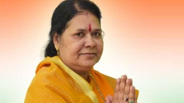 MP BJP Leader Padma Shukla Leaves Party and Joins Congress