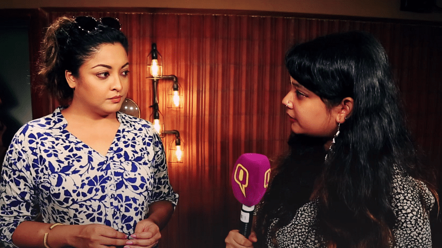Bollywood Only Supports #MeToo When It's in Hollywood: Tanushree