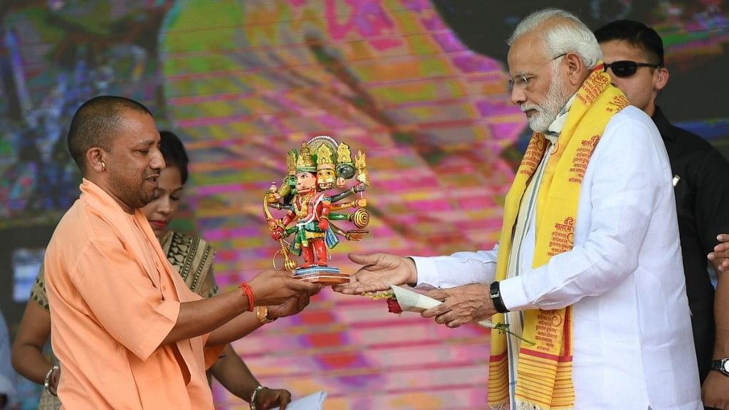 Modi in Varanasi: PM  Launches Projects Worth Over Rs 500 Crore