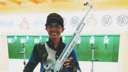 Junior Shooters Bags 2 Golds for India at ISSF World Championships
