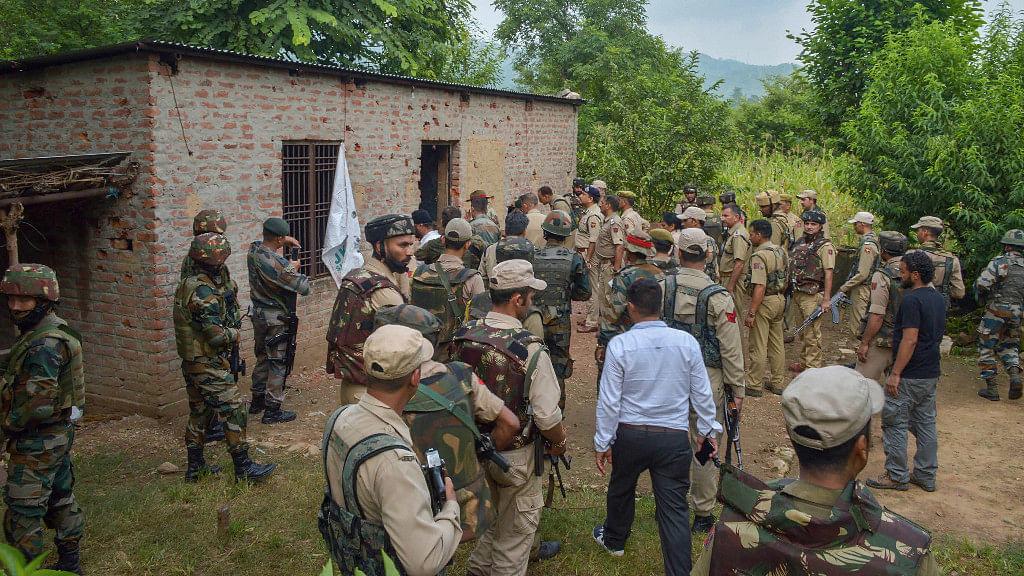 8 Militants  Killed, 12 Jawans Injured in 3 Encounters in J&K