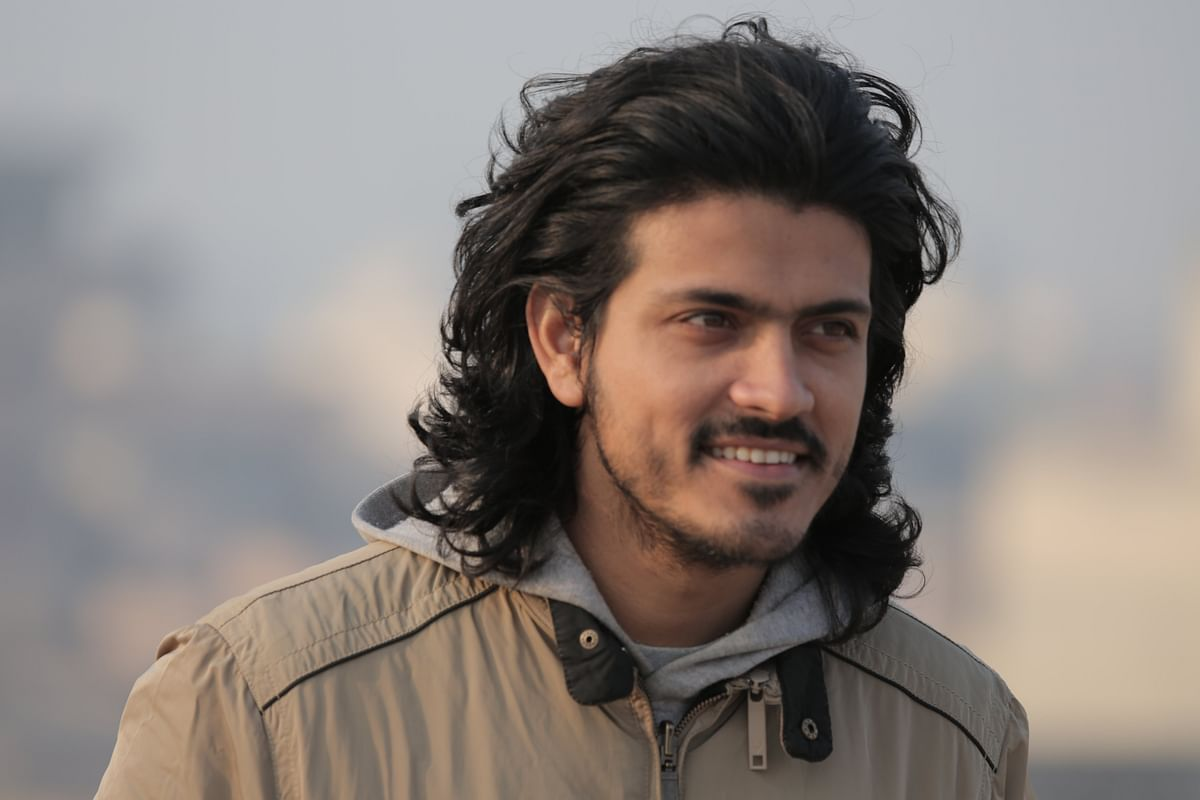 Writer-director Hardik Mehta.