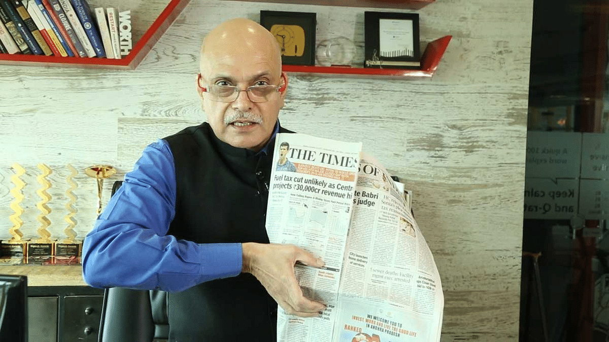 Dear Newspapers, Where's Your Coverage on Bharat Bandh?