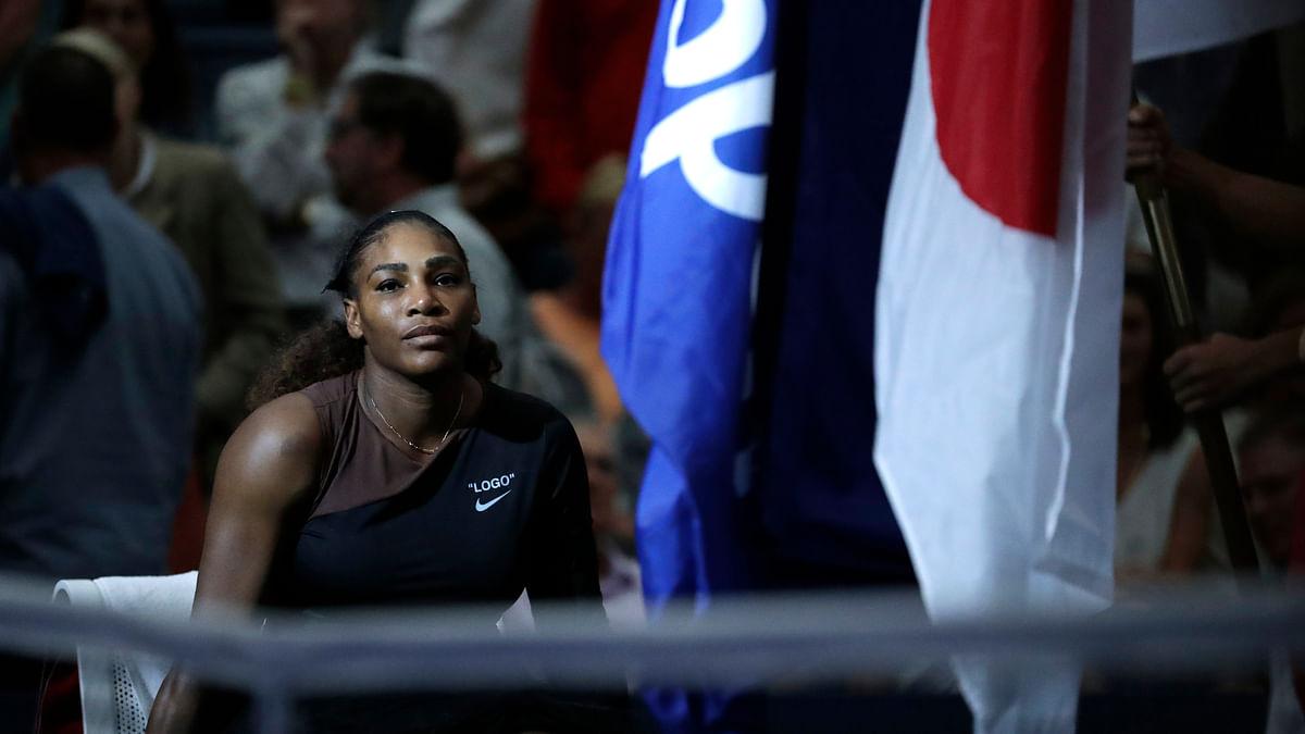 'Won't Happen in a Men's Match': Azarenka, King Support Serena