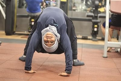 Majiziya Bhanu believes that the hijab is never an obstacle for a woman.