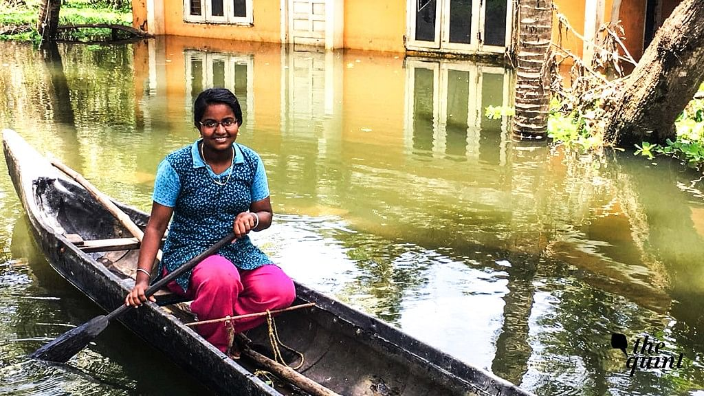 How Kerala's Cheerful Resilience Warms Hearts a Month After Floods