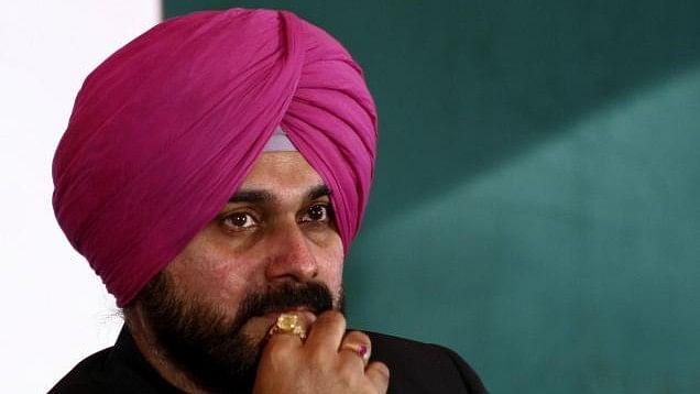 'Absent' Navjot Singh Sidhu Can be Replaced, Says BJP Leader Chugh