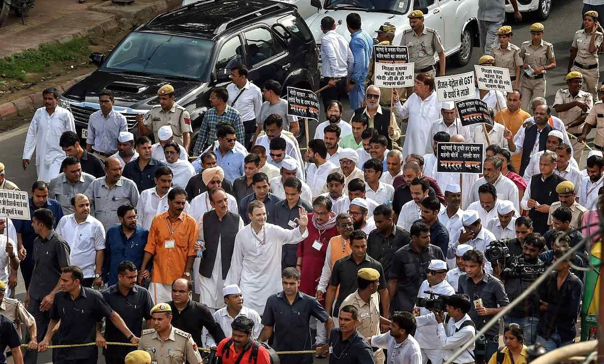 Why Didn't Akhilesh and Mayawati Openly Support the Bharat Bandh?