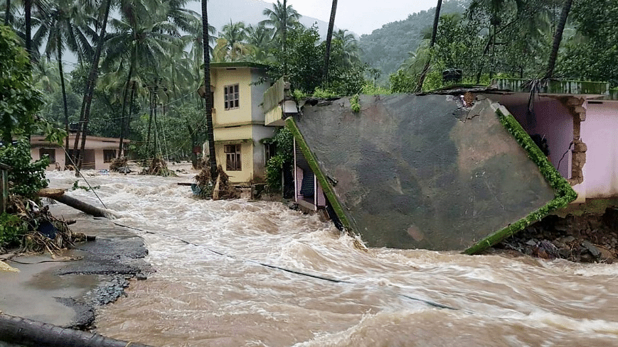 QBullet: Monsoon Rains Kill 1,400; Cong Wins Karnataka Local Polls